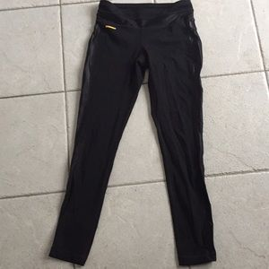 Lole black leggings xs